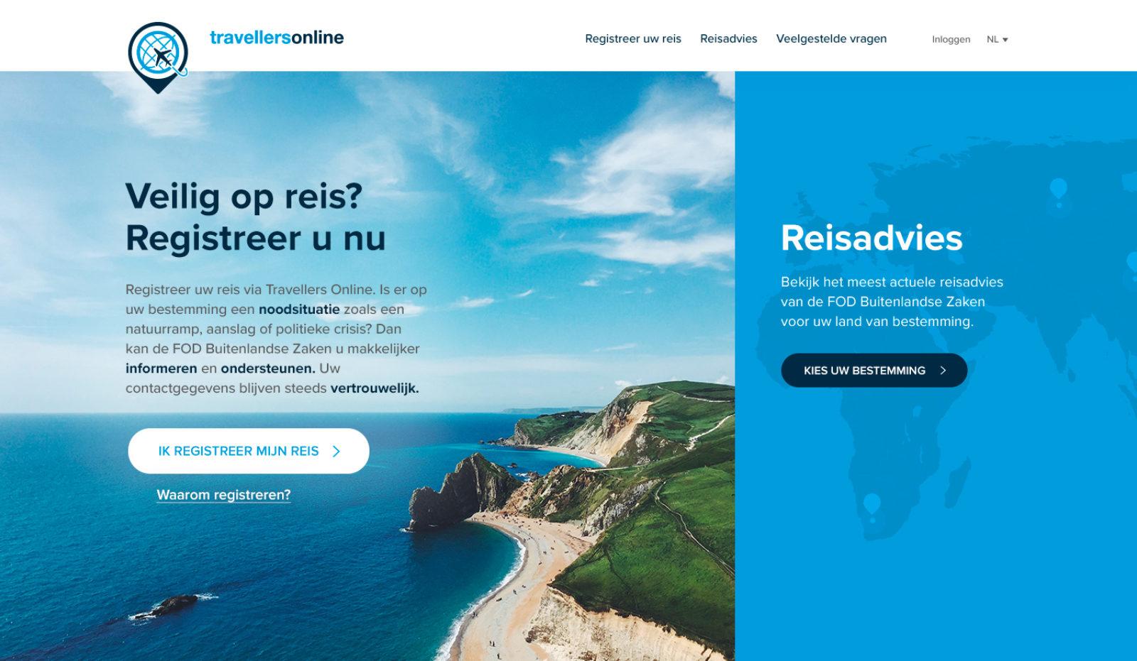 Travellers Online Web Beeld 3