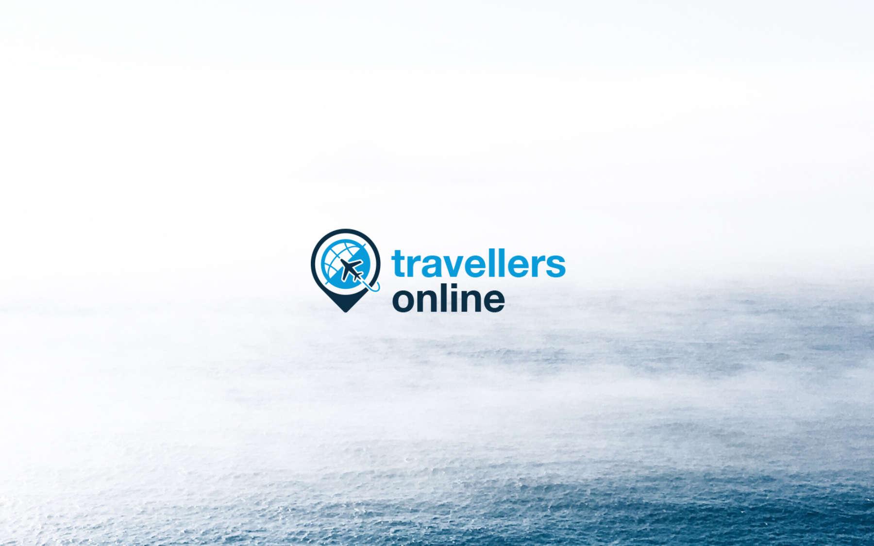 Travllers Online Logo